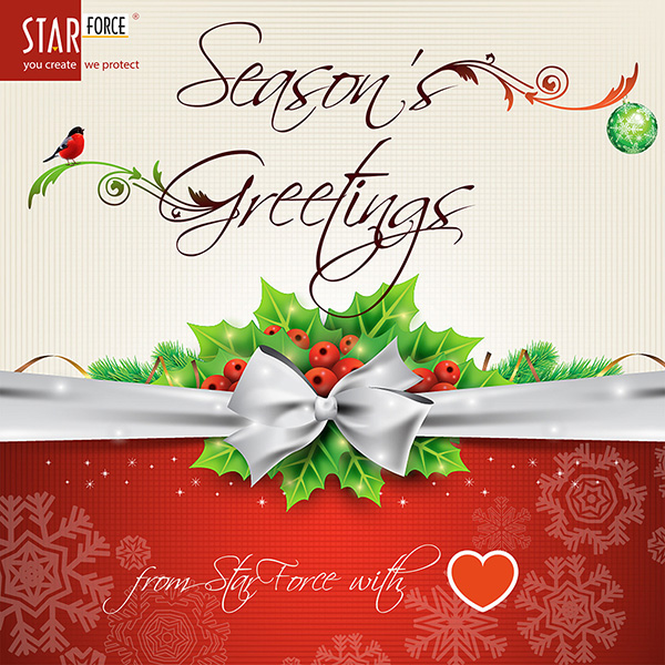 StarForce Greetings