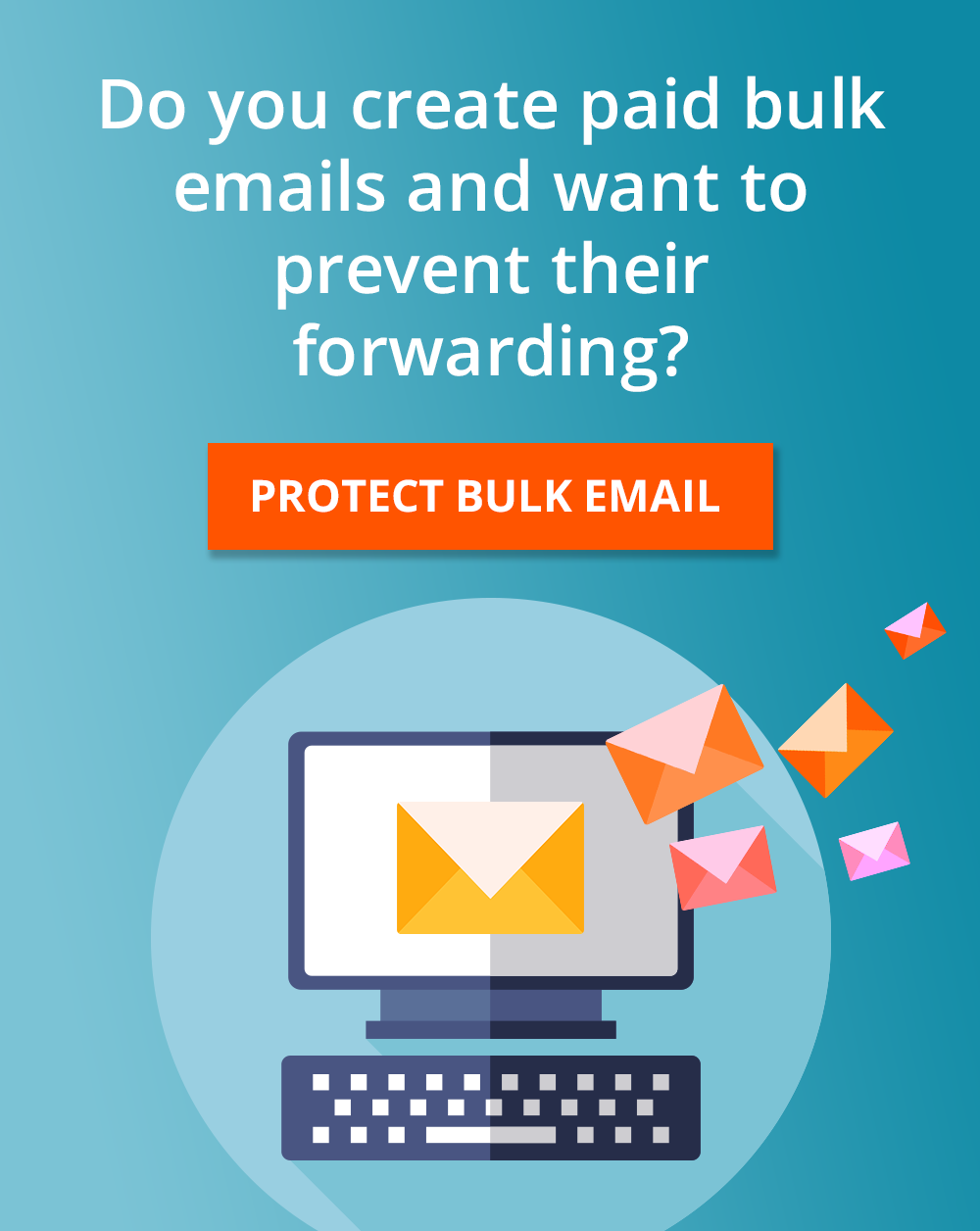 Protection of commercial bulk emails
