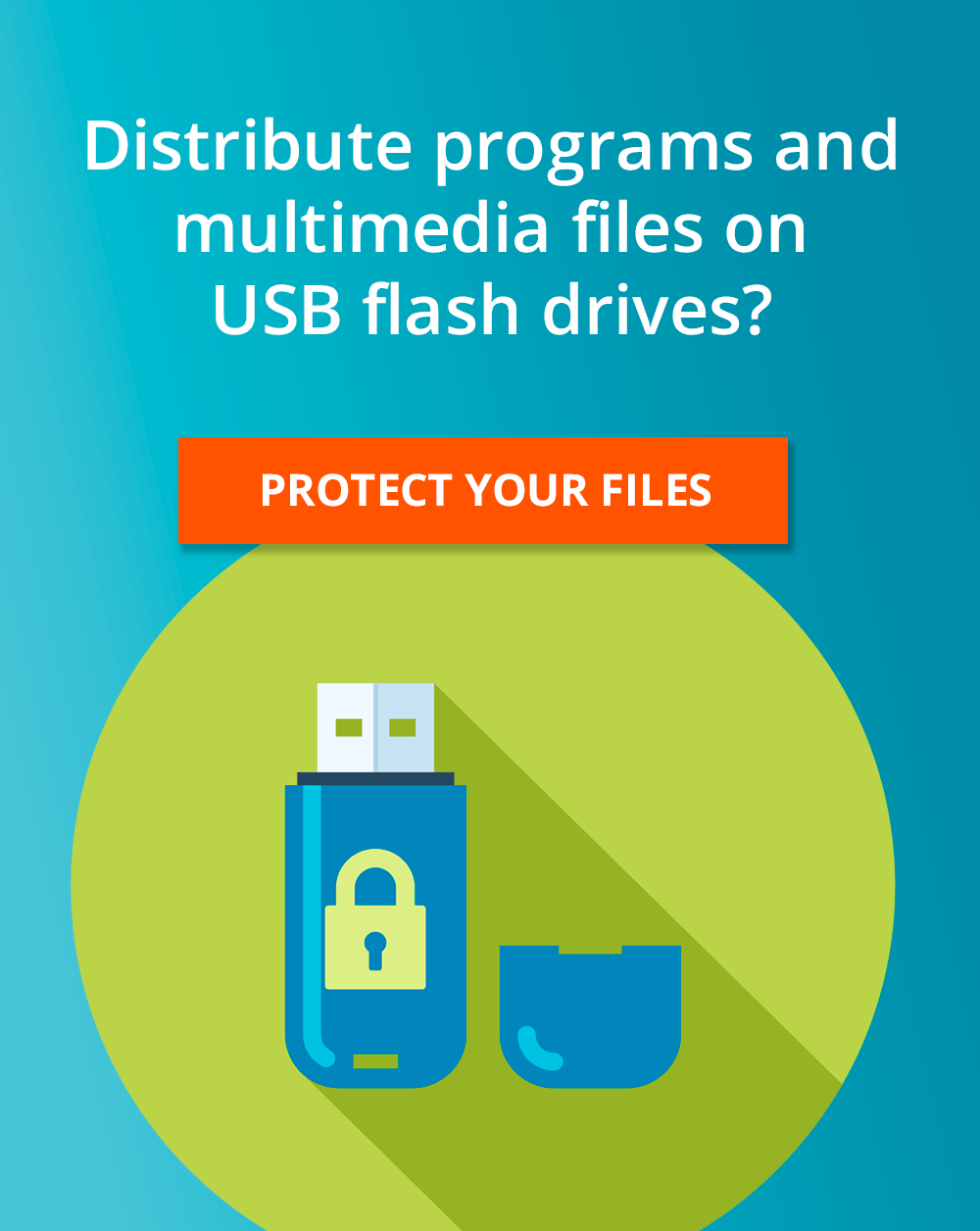 Data protection on USB