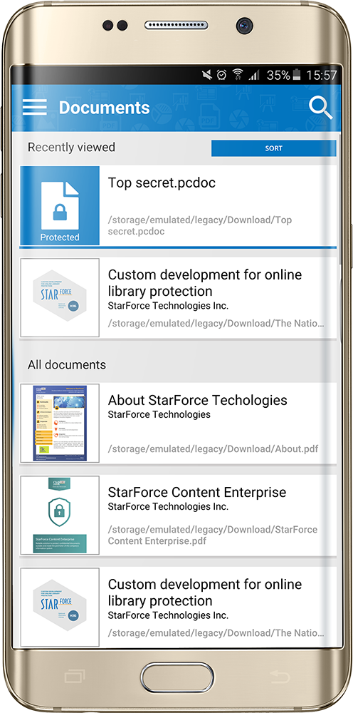 eBook Reader for Android Overview
